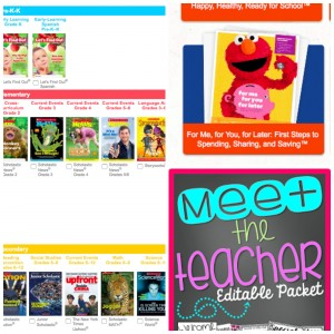 10 Fun FREEBIES for Teachers