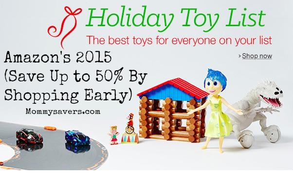 Amazon 2015 Toy List