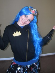 DIY Disney Descendants Evie Costume Under $20