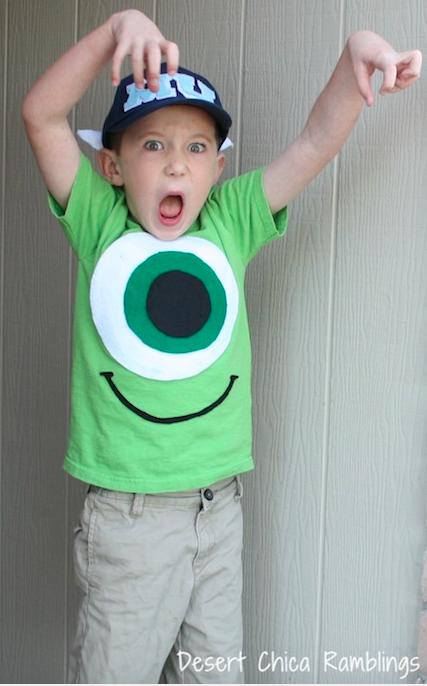 Last Minute Costume Ideas: DIY Halloween