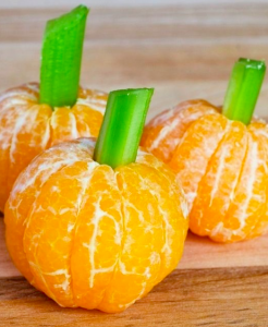 10 Healthy Halloween Snacks for Kids (5 Ingredients or Less)
