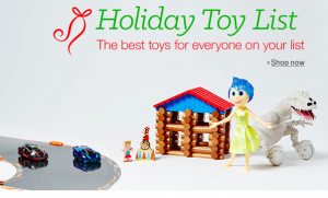 Amazon's 2015 Holiday Toy List (Save 20-50% on Top Toys)
