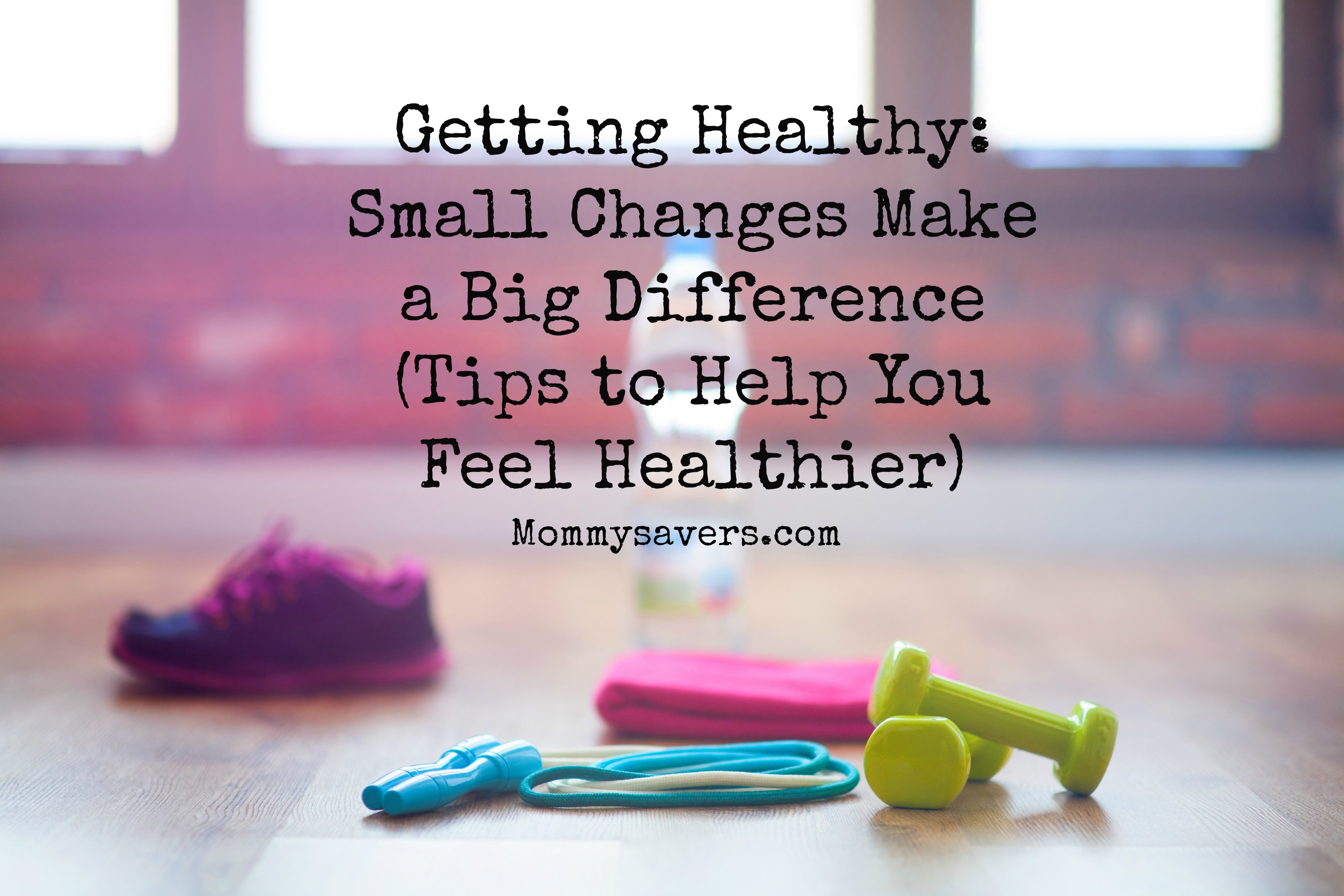 Small Healthy Changes