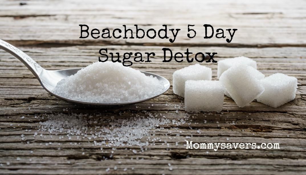 Beachbody 5 Day Sugar Detox