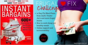 Beach Body 21 Day Fix Challenge: Frugal Fix (Join Me!)