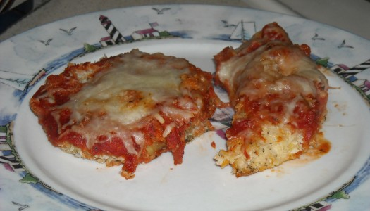 Clean Eating Chicken and Eggplant Parmesan: Take TWO