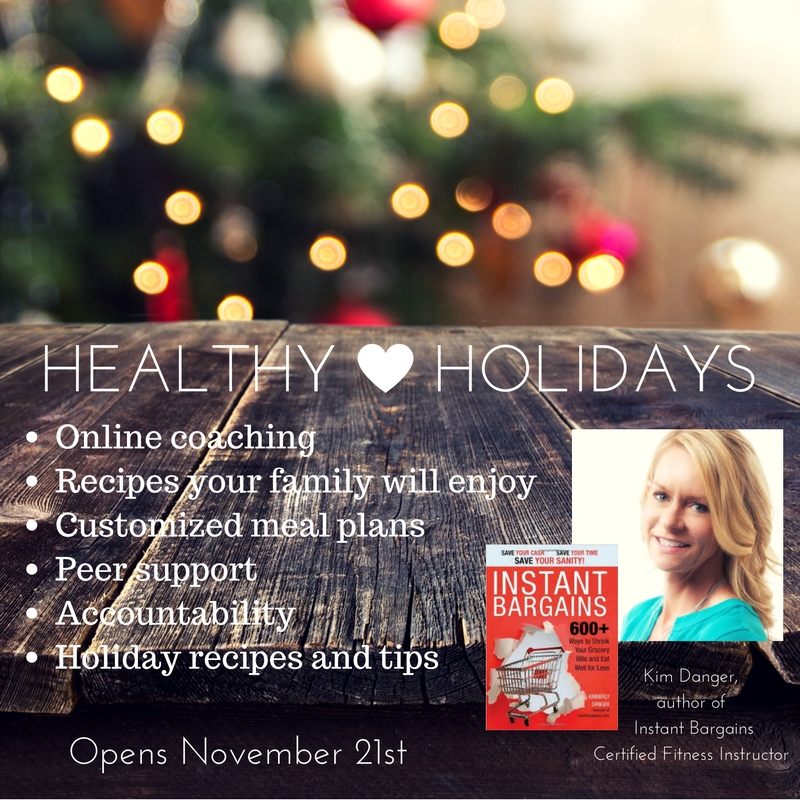 Healthy Holidays Challenge