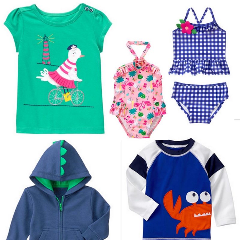Gymboree on Zulily
