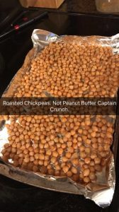 Chickpeas in the Instant Pot