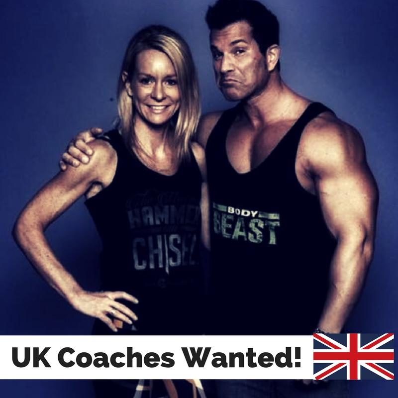 Beachbody UK Coach