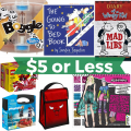 $5 or Less Stocking Stuffers