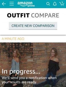 Prime Outfit Compare