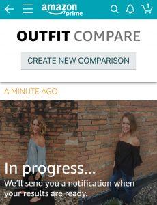 Prime Outfit Compare