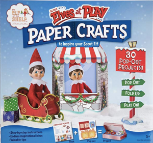Elf on the Shelf Paper Crafts