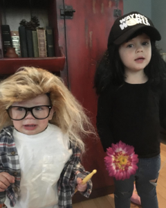 Wayne's World Costume for Siblings