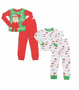 Elf on the Shelf Pajamas for Boys