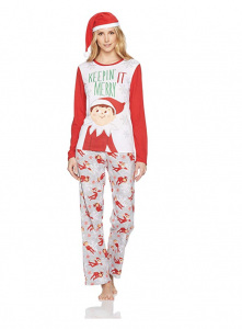 Elf on the Shelf Pajamas for the Family