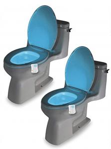 White Elephant Funny Gift Ideas - LED Toilet Lights