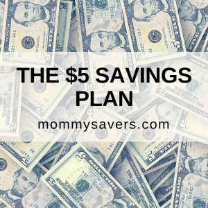 The $5 Savings Plan