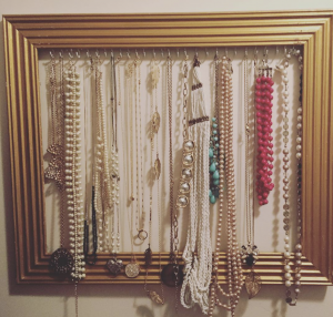 Closet Hacks for Organizing Jewelry