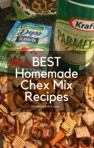 Best Homemade Chex Mix Recipes