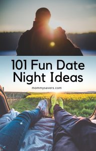 101 Fun Date Night Ideas